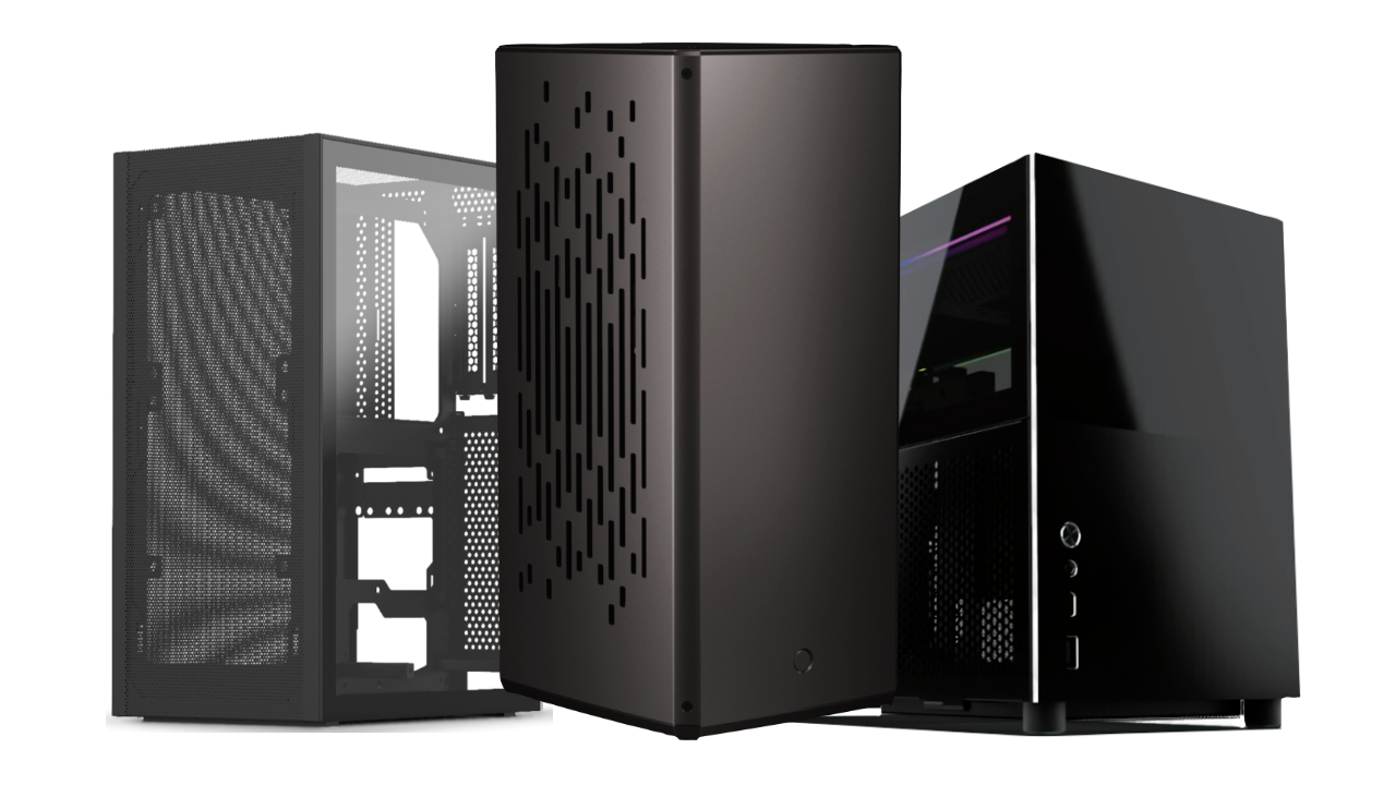 """Featured image for """"BEST MINI ITX CASES IN 2021"""""""