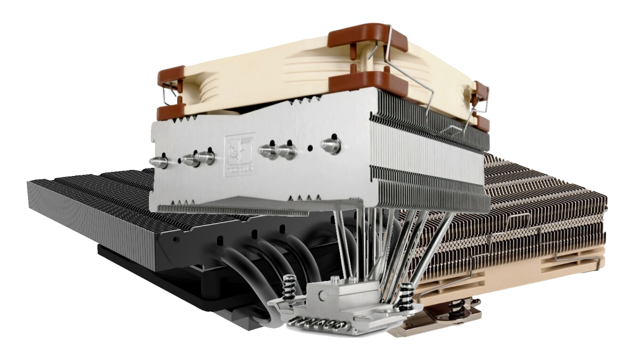 """Featured image for """"Best Low Profile CPU Coolers 2021"""""""